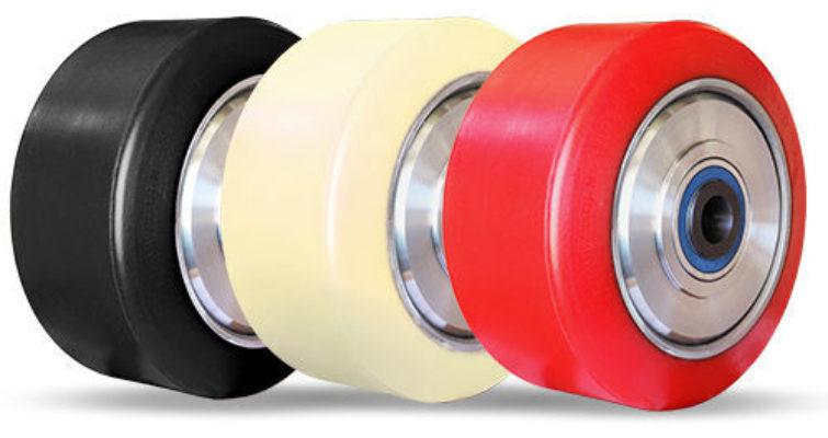 TerraTech caster wheels